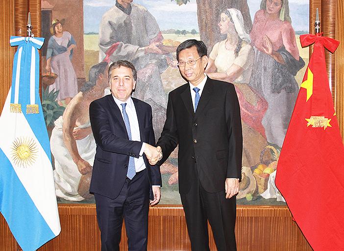 刘昆G20财长和央行行长会议期间会见相关负责人